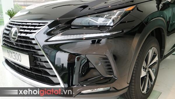 Cụm đèn trước xe Lexus NX 300