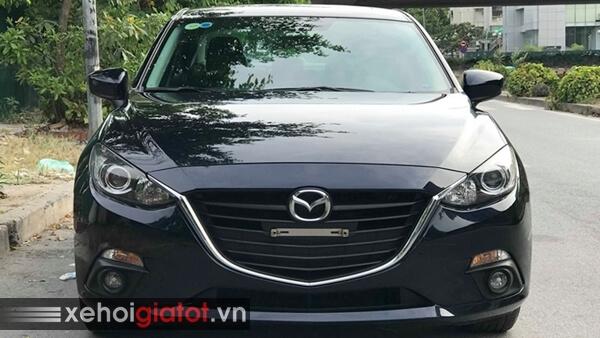 Đầu xe Mazda 3 Sedan 1.5 AT 2016 cũ