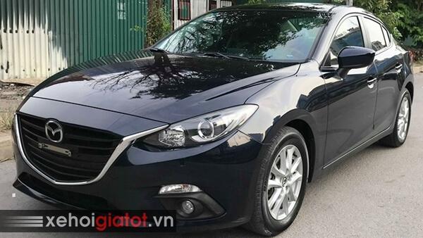 Ngoại thất xe Mazda 3 Sedan 1.5 AT 2016 cũ