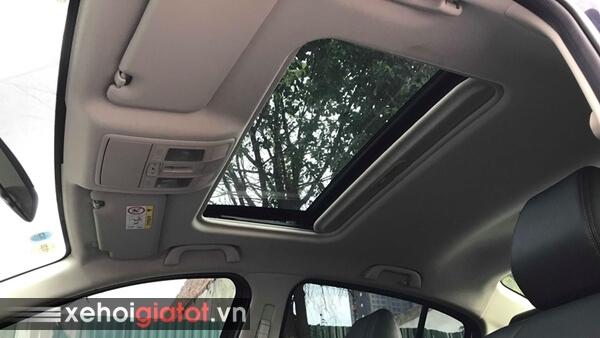 Cửa sổ trời xe Mazda 3 Sedan 1.5 AT 2016 cũ