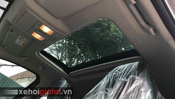 Cửa sổ trời xe Mazda 3 Sedan 1.5 AT 2017 cũ