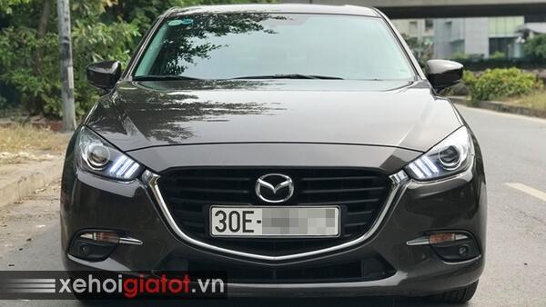 Đầu xe Mazda 3 Sedan 1.5 AT 2017 cũ
