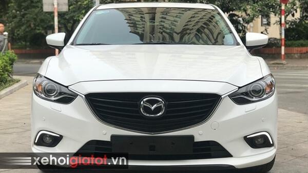 Đầu xe Mazda 6 2.0 AT 2016 cũ