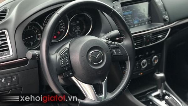 Vô lăng xe Mazda 6 2.0 AT 2016 cũ