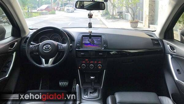 Nội thất xe Mazda CX-5 2.0 AT 2015 cũ