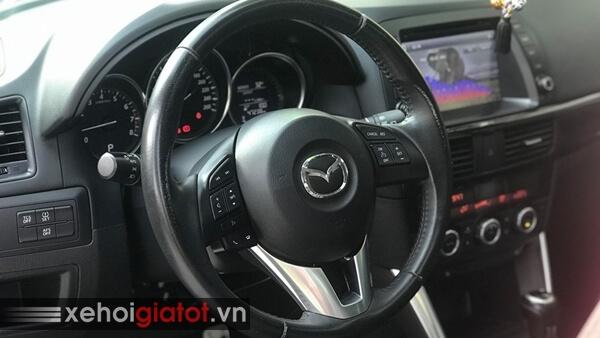 Vô lăng xe Mazda CX-5 2.0 AT 2015 cũ