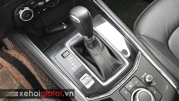 Cần số xe Mazda CX-5 2.0 AT 2018 cũ