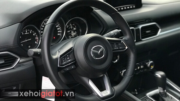 Vô lăng xe Mazda CX-5 2.0 AT 2018 cũ