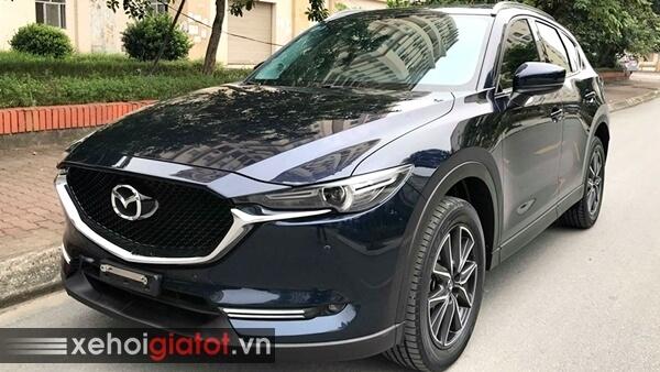 Ngoại thất xe Mazda CX-5 2.0 AT 2018 cũ
