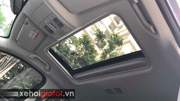 Cửa sổ trời xe Mazda CX-5 2.0 AT 2018 cũ