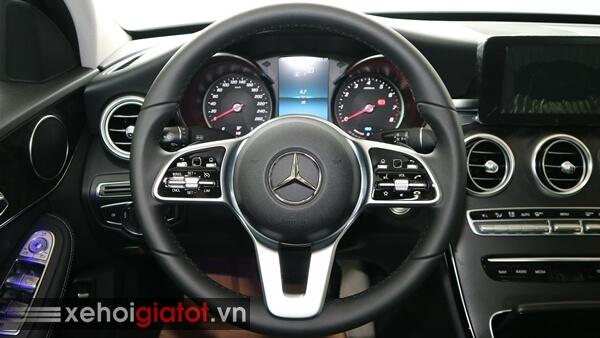Vô lăng xe Mercedes C200