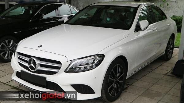 Ngoại thất Mercedes C200