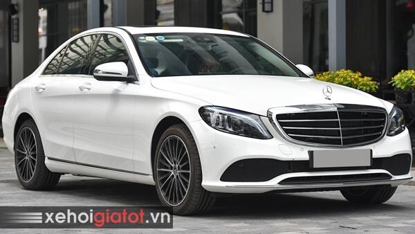 Ngoại thất Mercedes C200 Exclusive