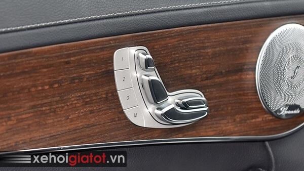 Ghế lái chỉnh điện xe Mercedes C200 Exclusive