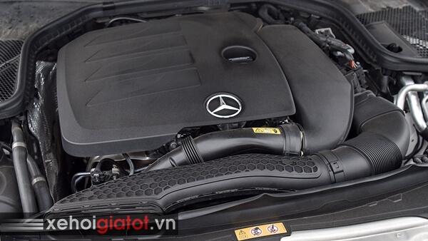 Động cơ xe Mercedes C200 Exclusive