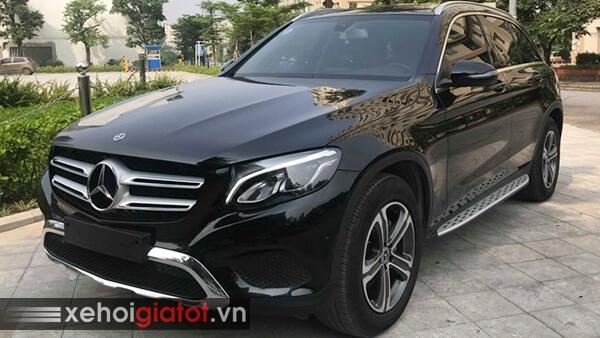Ngoại thất xe Mercedes GLC 200 2018 cũ