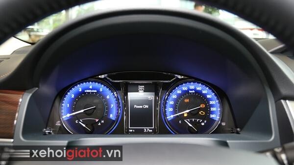 Cụm đồng hồ trung tâm xe Camry 2.0E