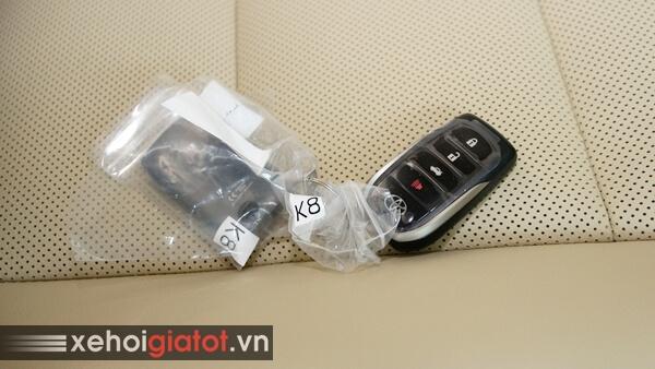 Chía khóa thông minh xe Camry 2.0E