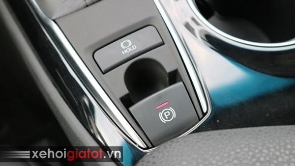 Phanh tay điện tử xe Camry 2.0G