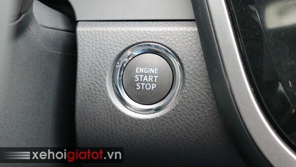 Khởi động Start/stop xe Camry 2.5Q