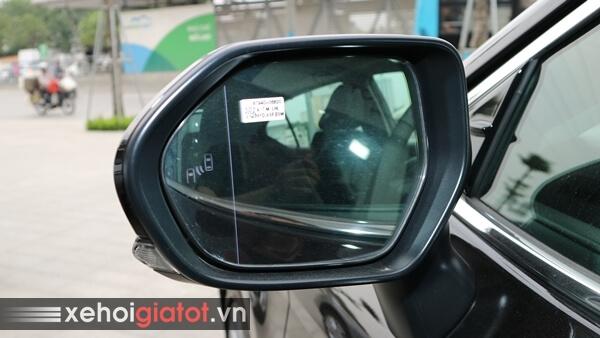 Cảnh báo điểm mù xe Camry 2.5Q