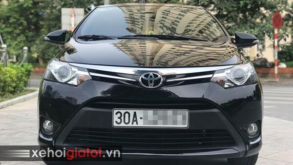 Đầu xe Toyota Vios 1.5G AT 2014 cũ
