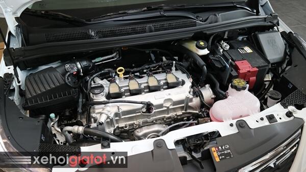 Động cơ xe Fadil 1.4 CVT cao cấp