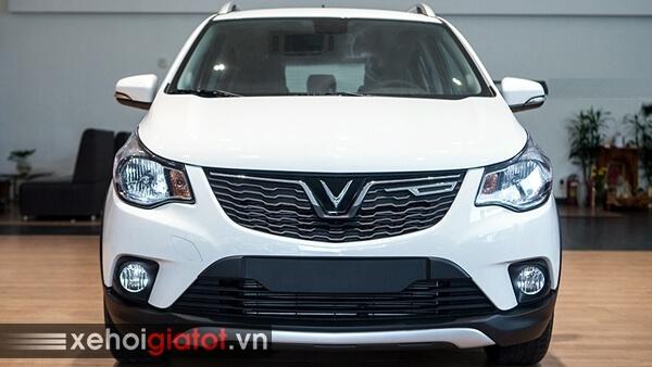 Phần đầu xe Fadil 1.4 CVT cao cấp