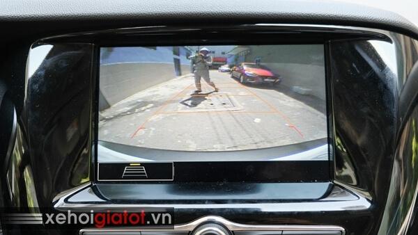 Camera lùi xe Fadil 1.4 CVT cao cấp