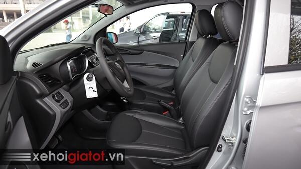 Hàng ghế trước xe Fadil 1.4 CVT tiêu chuẩn