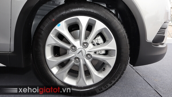 Vành la-zăng xe Fadil 1.4 CVT tiêu chuẩn