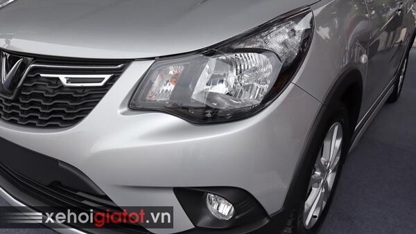 Cụm đèn pha xe Fadil 1.4 CVT tiêu chuẩn