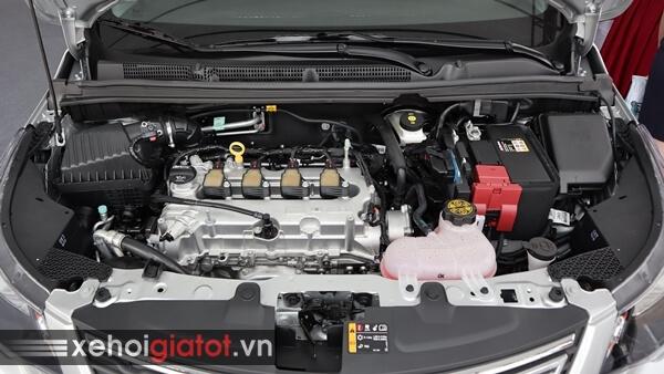 Động cơ xe Fadil 1.4 CVT tiêu chuẩn