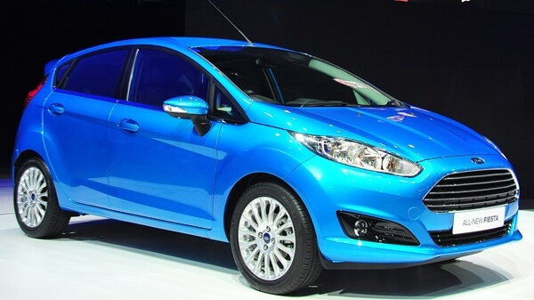 Ford Fiesta Ecoboost 1.0 AT 2018