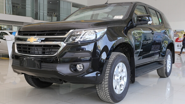 Chevrolet Trailblazer LT 2.5 MT 4x2