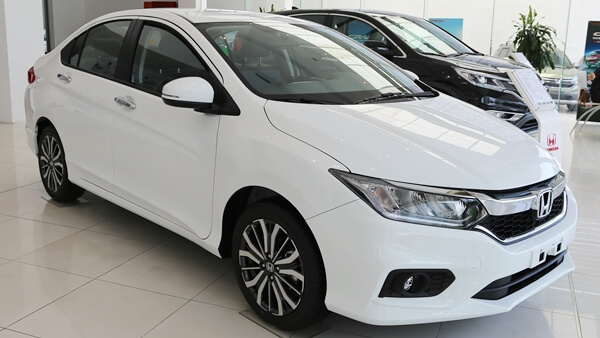 Honda City 1.5 CVT Top 2019