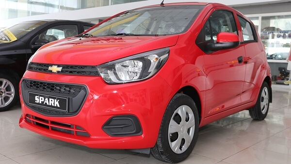 Chevrolet Spark Van Duo 1.2 MT 2018