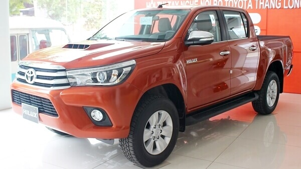 Toyota Hilux 2.8G AT 4x4 2019