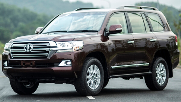 Toyota Land Cruiser VX 4.6 AT 4x4 2019