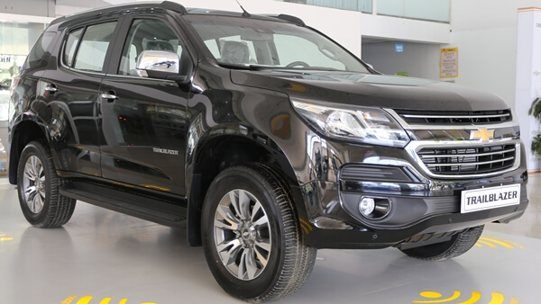 Chevrolet Trailblazer LTZ 2.8 AT 4x4