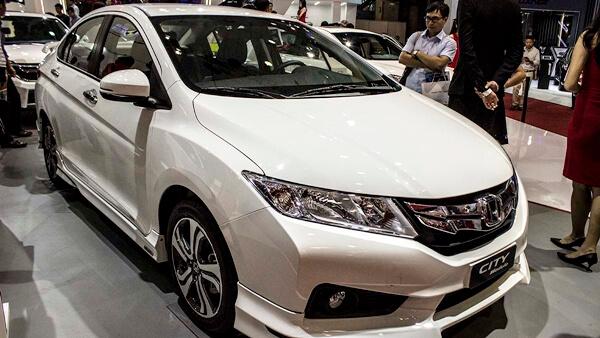 Honda City Modulo 1.5 CVT 2017