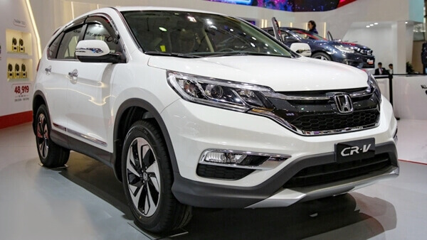 Honda CR-V 2.4 AT-TG 2017