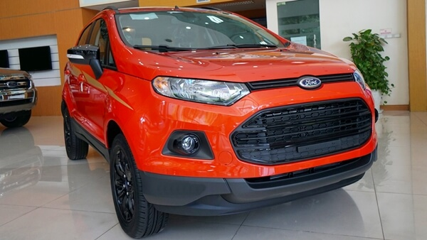 Ford EcoSport Black Edition 1.5 AT Đặc Biệt 2017