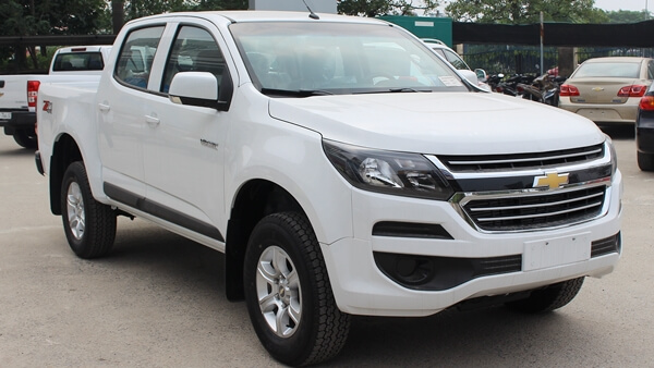 Chevrolet Colorado LT 2.5 MT 4x4 2019