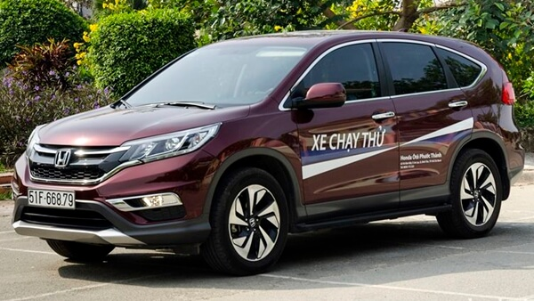Honda CR-V 2.4 AT 2017