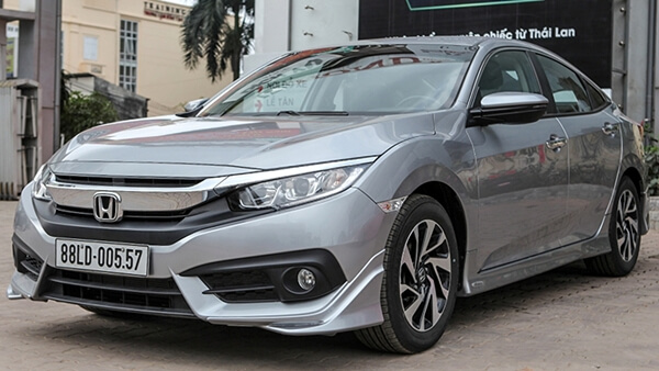 Honda Civic 1.8 E CVT 2019