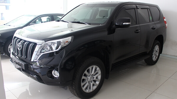 Toyota Land Cruiser Prado TXL 2.7 AT 4x4 2018