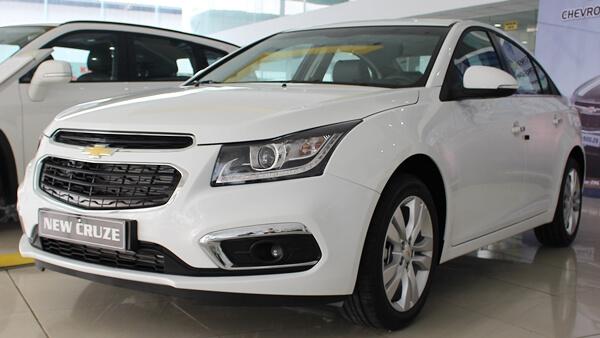 Chevrolet Cruze LTZ 1.8 AT Số Tự Động