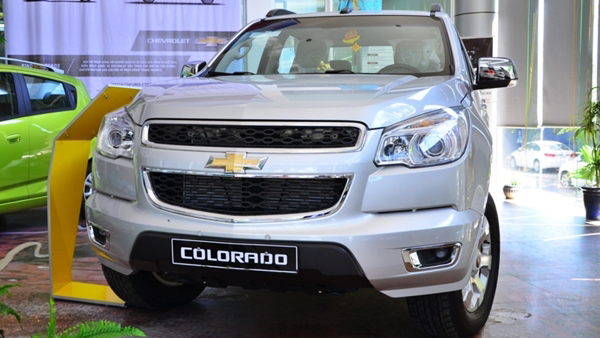 Chevrolet Colorado LTZ 2.8 MT 4x4 2019