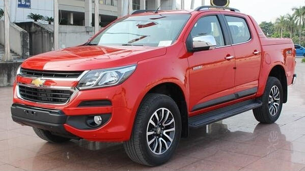 Chevrolet Colorado High Country 2.8 AT Cao Cấp